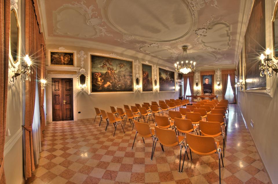 La sala degli specchi casa natale di antonio rosmini - Sala degli specchi ...